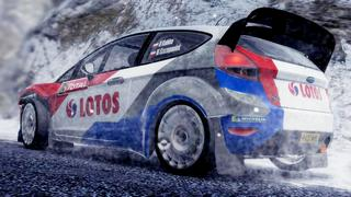 Ford WRC livery/skin mod download